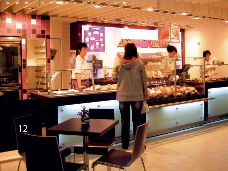 display buffet