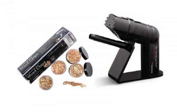 POLYSCIENCE SMOKING GUN WITH BATTERIES