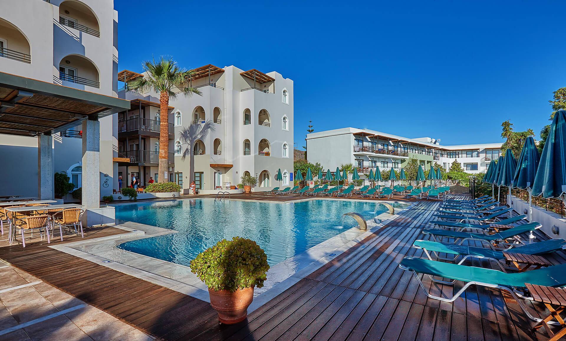 Armida hotel - Χερσόνησος Κρήτη