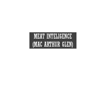 MEAT INTELLIGENCE