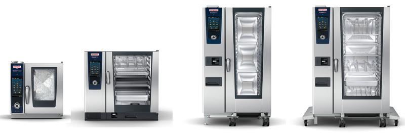 Νέοι φούρνοι σειρά iCombi Pro της RATIONAL